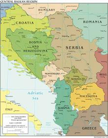 gehört rumänien zum balkan